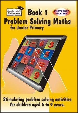 RENZ0001-Problem Solving Maths Jnr 1-Cov