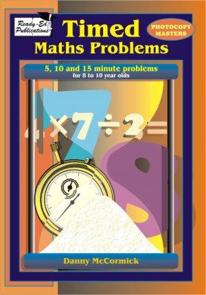 RENZ0006-Timed Maths Problems-Cov