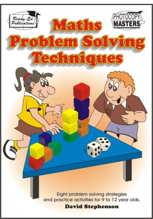 RENZ0008-Maths Problem Solving Techniques-Cov