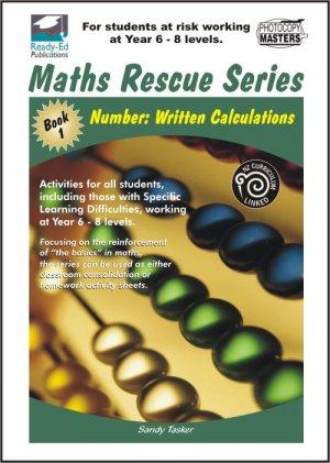 RENZ0028-Maths Rescue 1-Cov