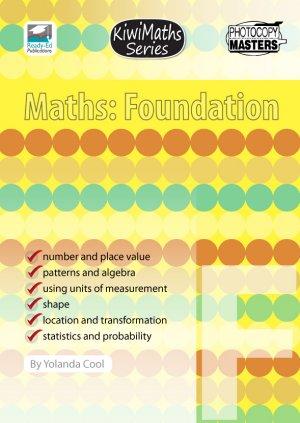 RENZ0091-Kiwi Maths -Foundation Cov