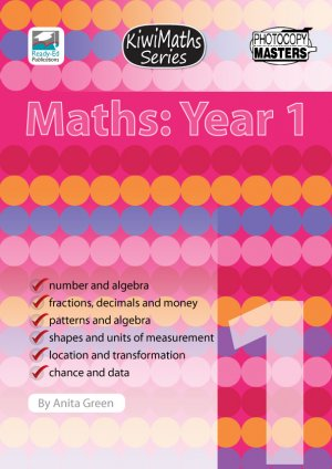 RENZ0092-Kiwi Maths Year 1