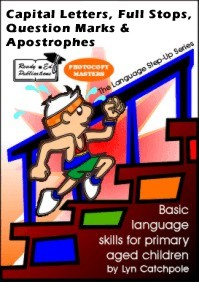 Capital Letters, Full Stops, Question Marks and Apostrophes cov