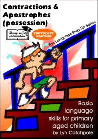 Contractions and Apostrophes (possesion) Cov