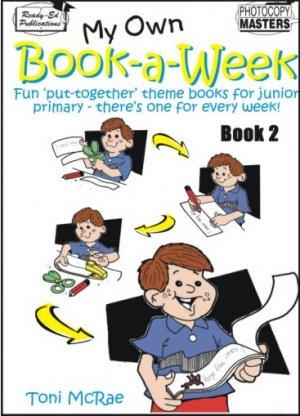 RENZ1033 - Book A Week book 2 cov