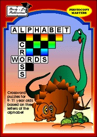 RENZ1045 Alphabet Crosswords cov