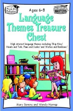 RENZ1049 Language Themes Treasure Chest cov