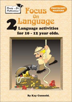 RENZ1087-Focus On Language Book 2 cov