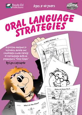 RENZ1091 Oral Language Strategies cov