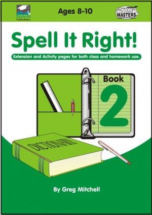 RENZ1094 Spell It Right Book 2 cov