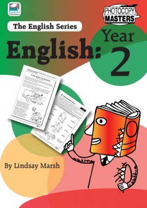 The English Series: Year 2 cover