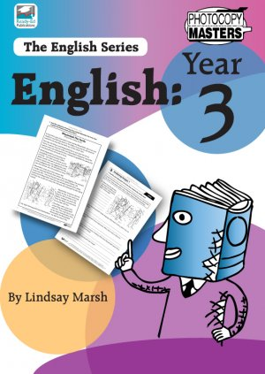 The English Series: Year 3 Cover