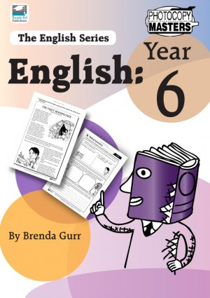 The English Series: Year 6 Cover