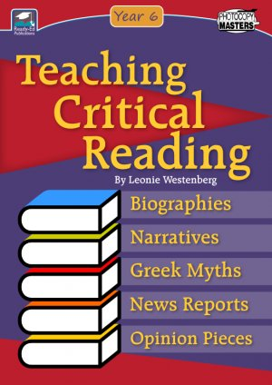 Teaching Critical Reading Cover