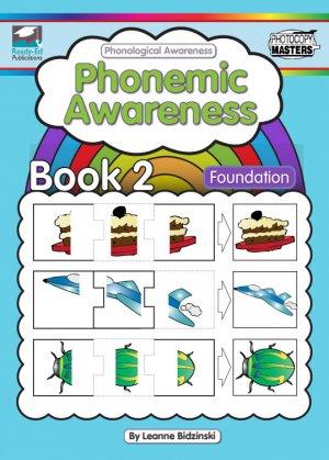 Phonological Awareness Bk 2-Phonemic Awareness Cov