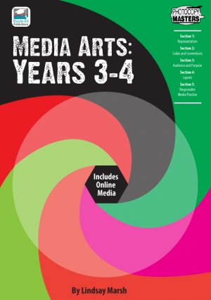 Media Arts Years 3-4 cov