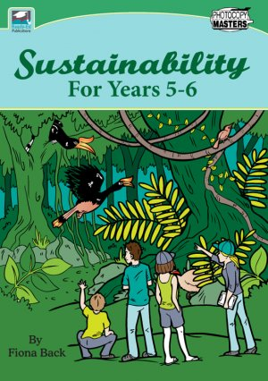 Sustainability for Year 5-6 Cover