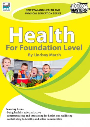 NZHPES Health For Foundation Level Cover