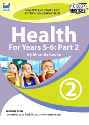 NZHPES Health For Years 5-6 Part 2 Cover