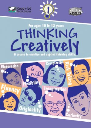 RENZ3010-Thinking Creatively 1 cov