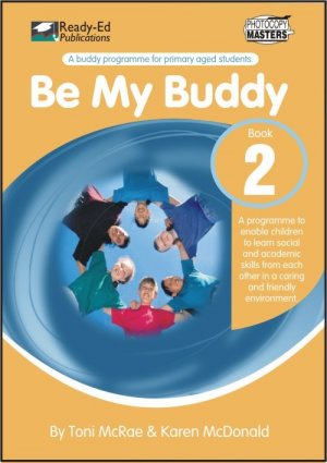 RENZ3012 Be My Buddy Book 2 cov