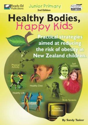 RENZ6005-Healthy Bodies, Happy Kids Book 1 cov