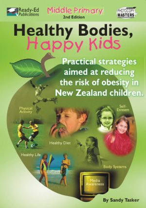 RENZ6006-Healthy Bodies, Happy Kids Book 2 cov