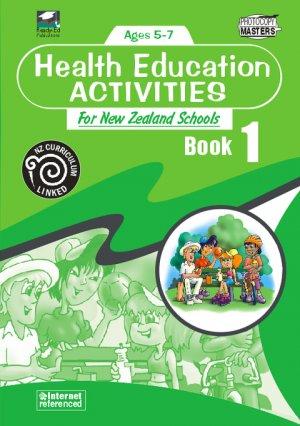 RENZ6008-Health Education Activities Bk 1 NZ cov